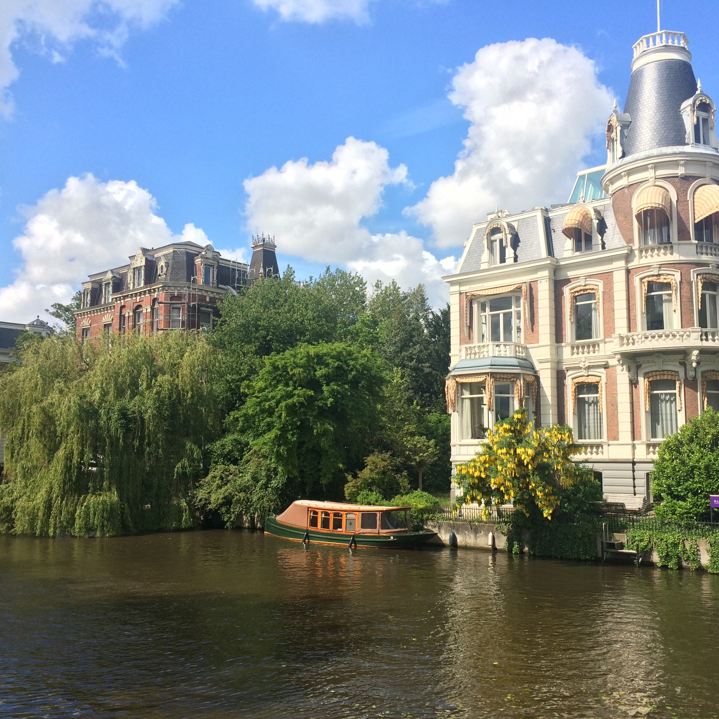 How I Found the Meaning of Travel in Amsterdam