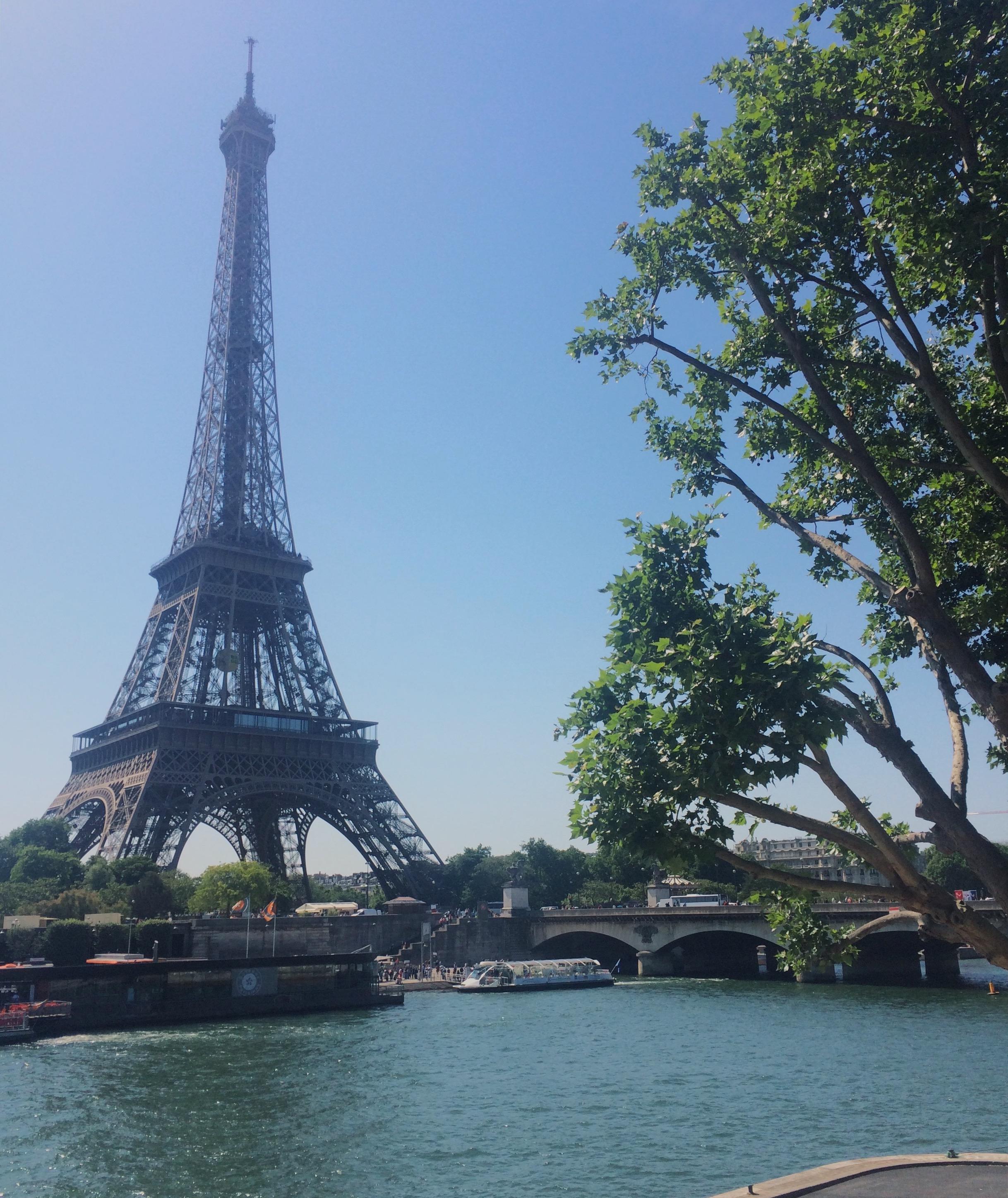 A Parisienne Weekend