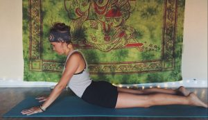 Yin yoga in Mid City