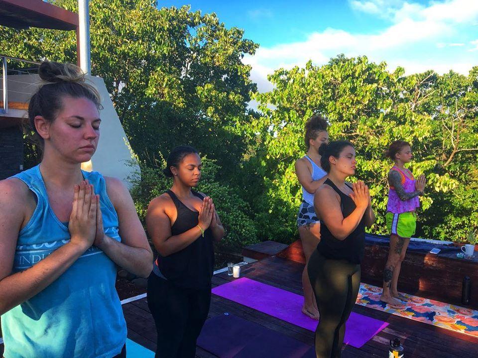 vinyasa yoga in Mid City