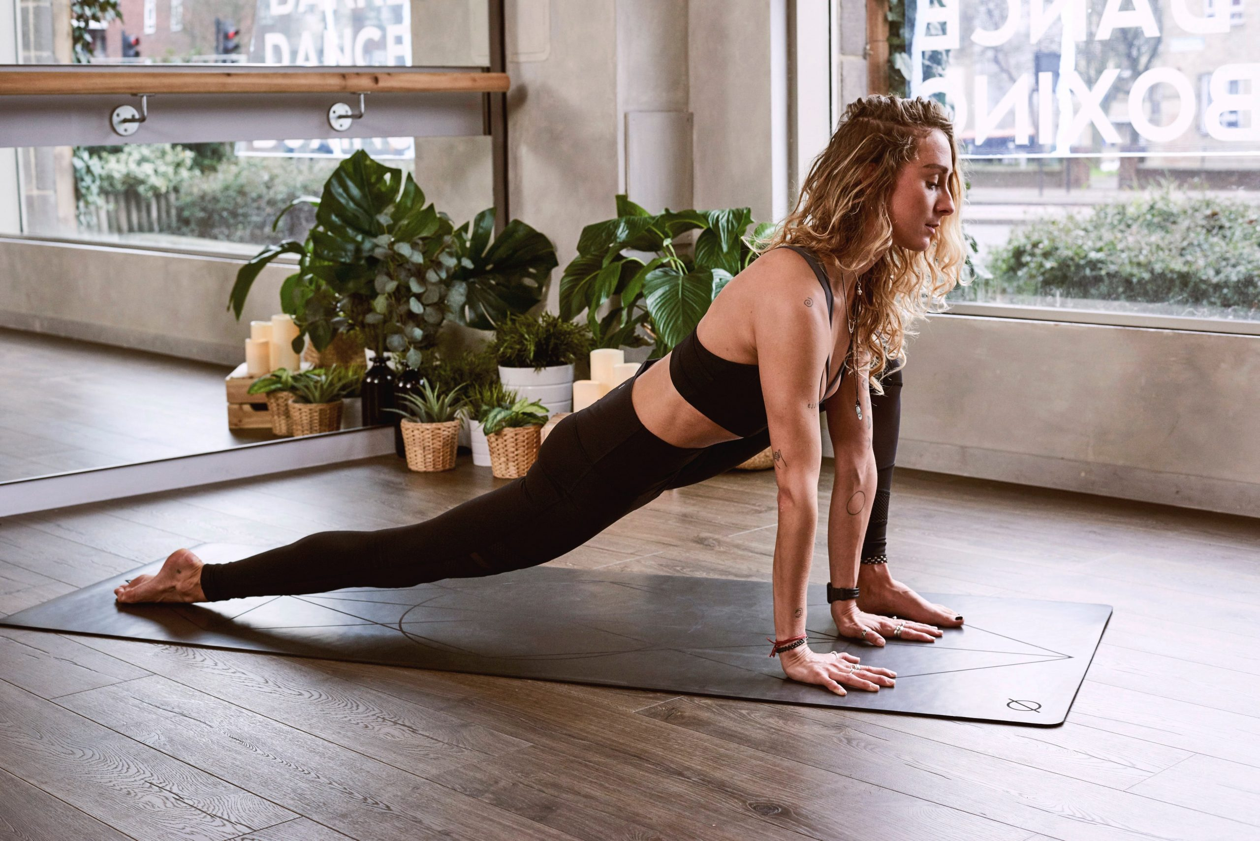 yin yoga in Metairie