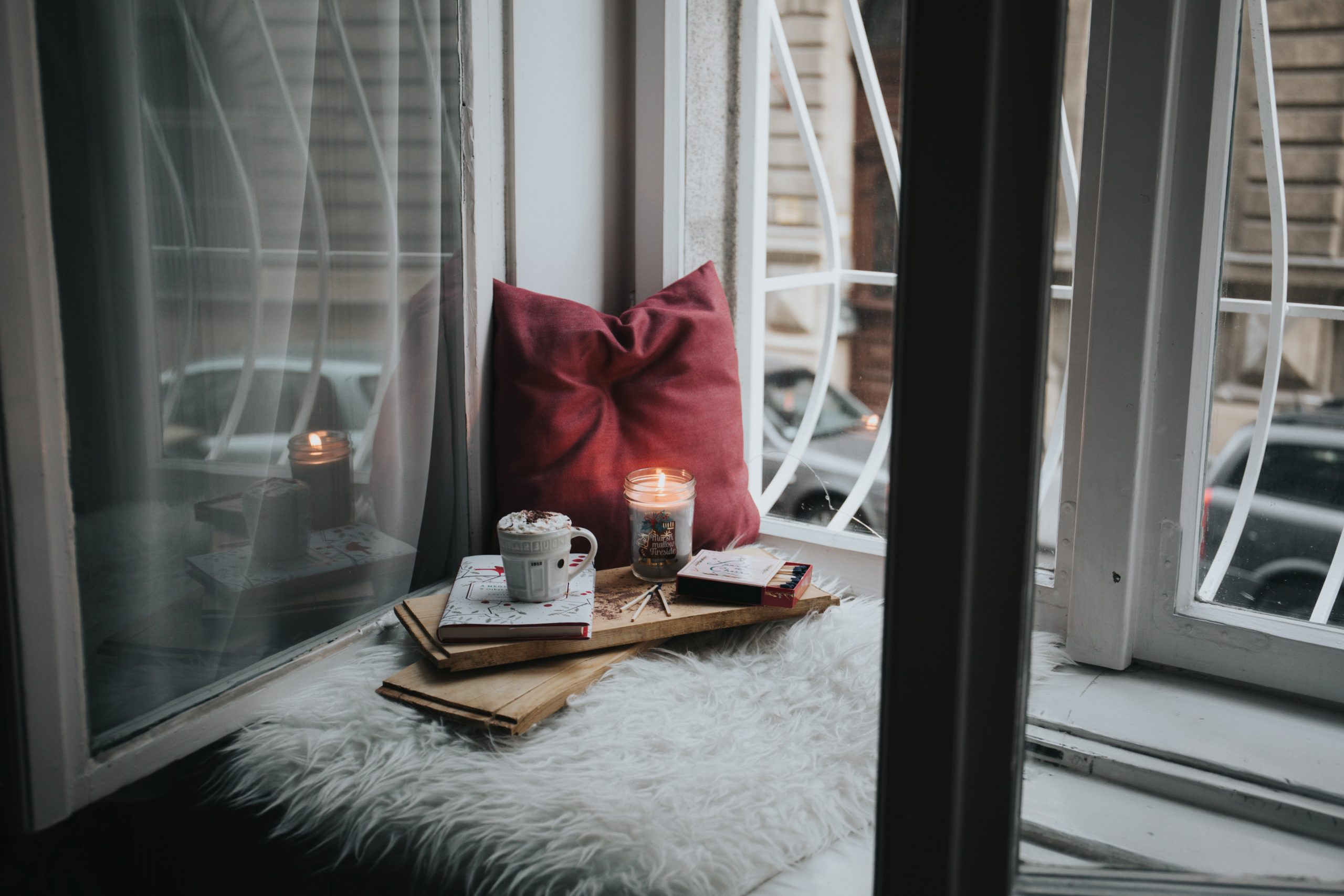 How to Create a Sacred Space for Self-Care & Stress Relief
