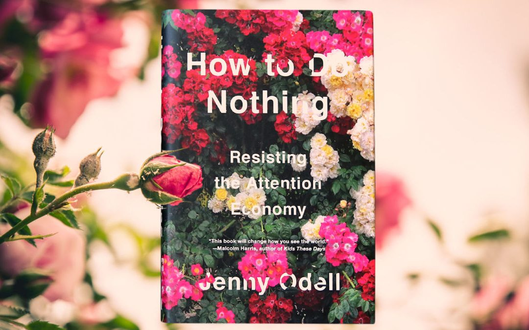 Soulful Reads : How to Do Nothing