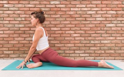 A Fall Equinox Yoga Flow to Soothe Nerves & Find Balance
