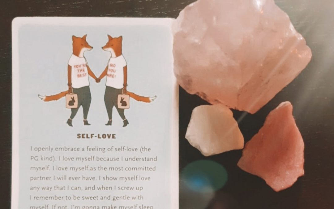 Intuitive Self Care: Only You Know What's Best for You