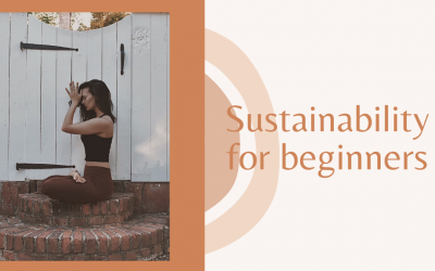 Sustainability for Beginners