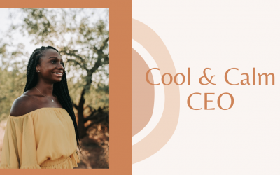 Cool and Calm CEO