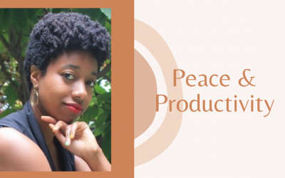 Peace and Productivity