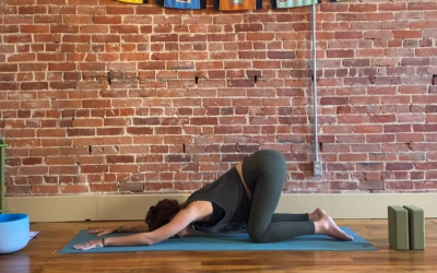 Gratitude Yin Yoga