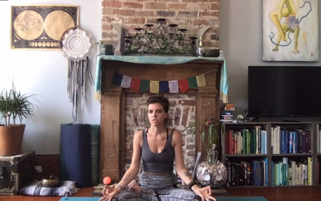 Yoga for a Passionate Heart