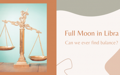 Full Seed Moon in Libra : Energy Reading & Meditation Circle