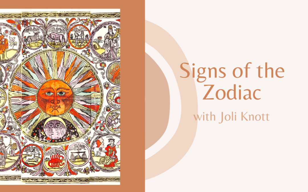 Astrology Basics : Signs of the Zodiac