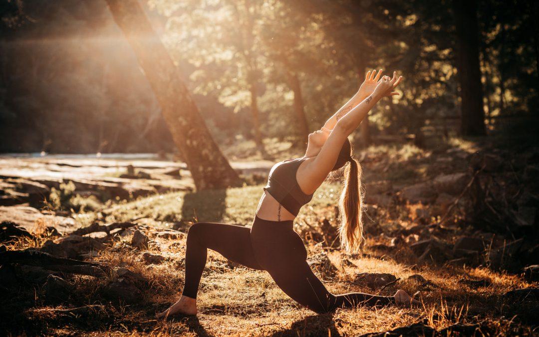 Yoga to Soften