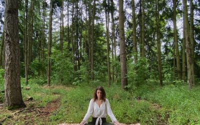Nature in Bloom: A Summer Solstice Yoga Sequence to Honor Nature