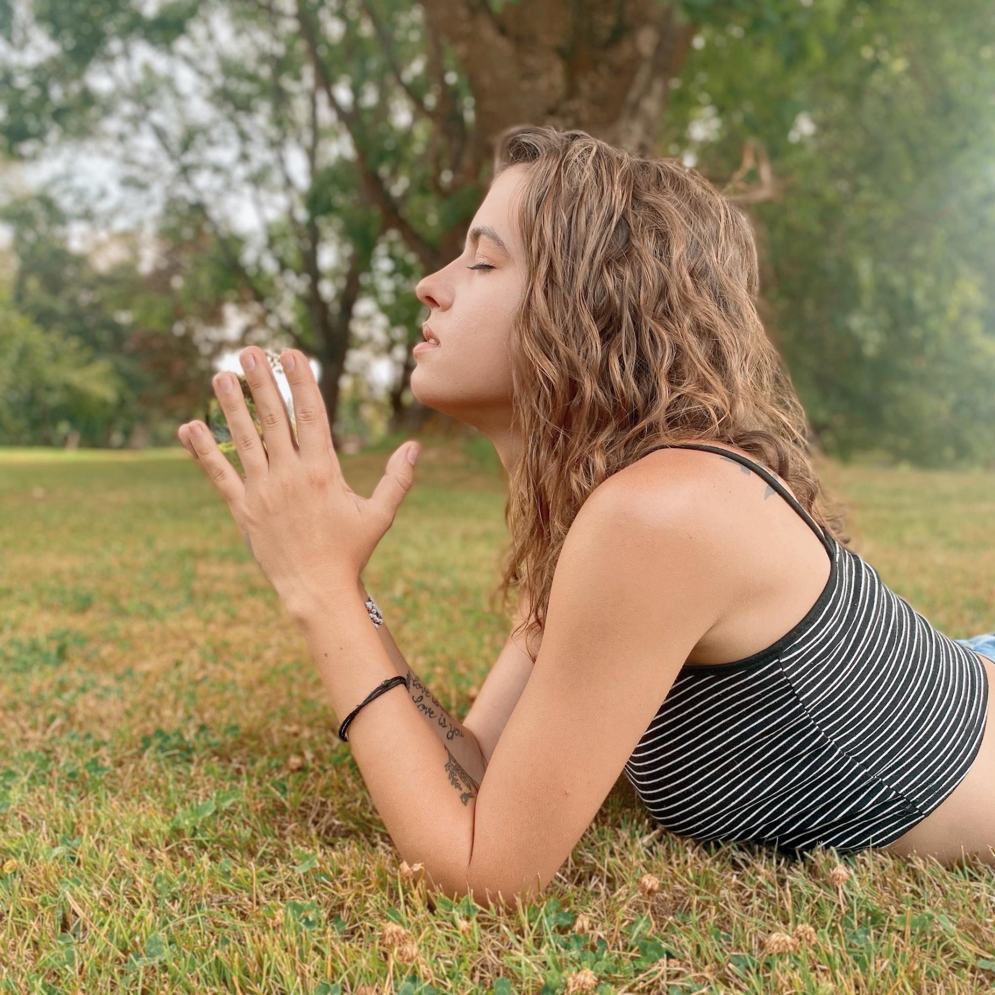 free meditation challenge The Local Mystic