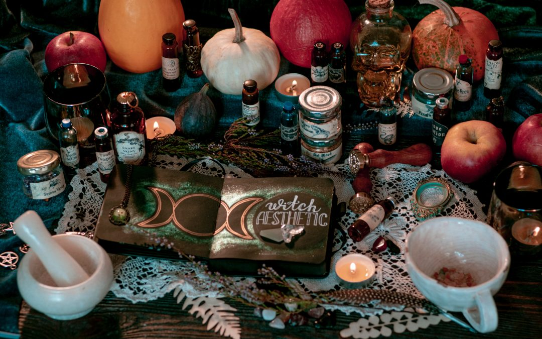 Beginners Witchcraft for Well-Being: History & Rituals